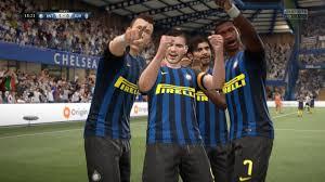 Fifa 17 inter milan