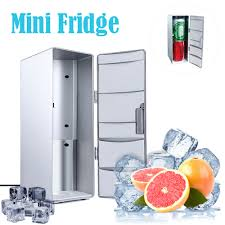 Dụng Cụ Nấu Ăn Mini USB Di Động Máy Tính Để Bàn Mini Tủ Lạnh Đồ Uống Làm  Mát Tủ Đông Tủ Lạnh