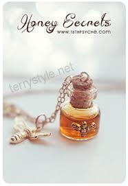 vial necklace glass bottle pendant