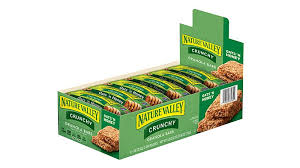crunchy granola bars oats n honey
