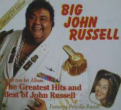 Big John Russell Featuring Priscilla Russell - Single Van Het Album: The  Greatest Hits And Best Of John Russell (CD) | Discogs