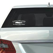 Long Island No Place Like Home Car Decal Sticker Long Island Memories