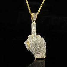 weiwei hip hop men gold color full