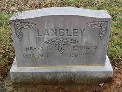 Emma Adeline Young Langley (1901-1967) - Find A Grave Memorial