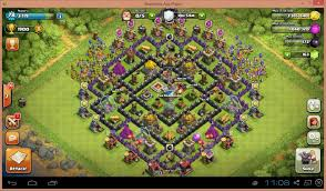 HIMB] (Early) Town Hall 9 Base ...