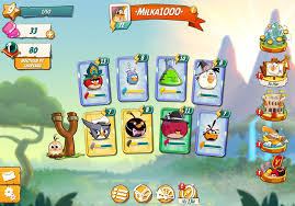 Hello, i've just restarted playing Angry Birds 2, but i can't play ...