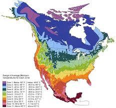 climate zone maps gardening zones