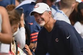 How cancer changed Chuck Pagano: 'You set your jaw and your spine' -  Chicago Sun-Times