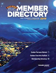 Golden Chamber Directory 2019 by Colorado Community Media - issuu