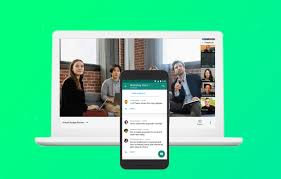 What are Google Meet and Chat and how do they work?