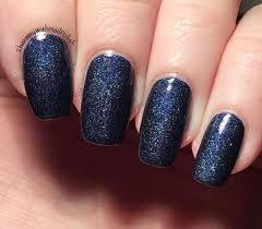 top 60 navy blue nail designs