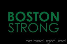 Oracal Boston Strong Sticker Vinyl Decal Marathon Memorial Rememberance Car Window
