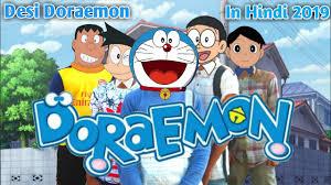 Desi Doraemon New Episode 2019 | Animal Transformation Parle-G ...