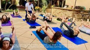 hatha ashtanga cyril yoga i taught by