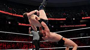 Two Miles of Chain But Not That Horny: WWE Elimination Chamber Recap and  Review