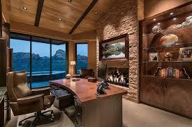 fireplace built ins southwestern