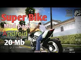 premium bikes mod pack gta sa android