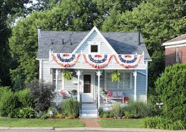 White Picket Fence For Cute Little Cottage