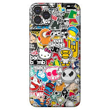 Sticker Bomb Skin For Iphone 11 Pro Max