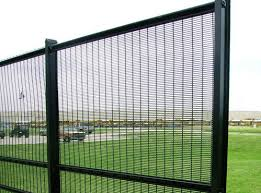 Frp Green Anti Climb High Security Fence Rs 3568 Meter K T Automation India Id 9660025333