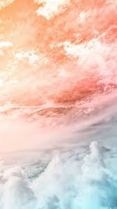360x640 wallpaper sky clouds