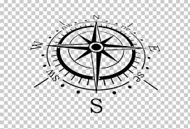 Sticker Decal Compass Rose Car Png Clipart Adhesive Angle Area Bicycle Part Bicycle Wheel Free Png