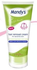 mandy s mandy s hair removal cream