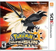 Amazon.com: Pokémon Ultra Sun - Nintendo 3DS: Nintendo of America ...