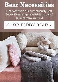 extra cuddly bear necessities dunelm