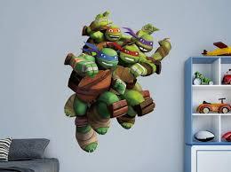 Wall Decals Amazon For Nursery Michelangelo Tmnt Design Nz Ph Teenage Mutant Ninja Turtles Target Quotes Vamosrayos