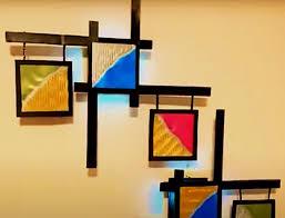 diy project backlit tiles wall decor