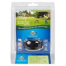 Petsafe Stay Play Wireless Fence Receiver Dog Collar Dog Fence Systems Petsmart
