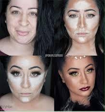 top 25 crazy makeup looks before