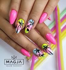 Manicure Manicure Hybrydowy Paznokcie Zelowe Pedicure Magja
