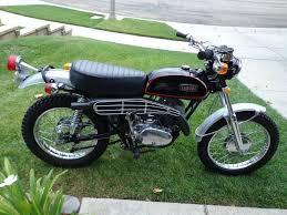yamaha rt1 enduro 360 1971 red