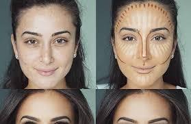 contour and highlight makeup tutorial