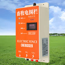 High Voltage Solar Electric Fence Energizer Charger Pulse Controller Animal Poultry Farm Electric Fencing Energizer Fencing Trellis Gates Aliexpress