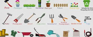 What Are The Different Types Of Garden Tools