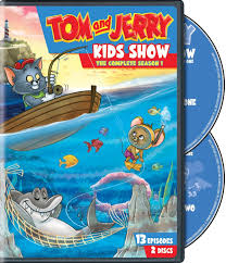 Tom And Jerry Kids Show Season One Another Blast From The Past From Warner  Home Video