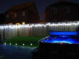 Backyard Backyard Backyard Lighting Outdoor