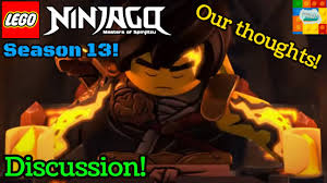 Ninjago Season 13 Trailer! Our Thoughts and Discussion! - YouTube