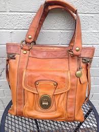 coachbags 38 on leather shoulder bag