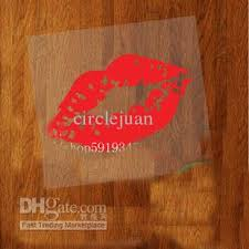 2020 Wholesale Car Styling Red Lip Funny Car Decals Stickers 10 5cm Car Window Decals Kiss Mark Lips Car Decal Sticker From Circlejuan 0 3 Dhgate Com