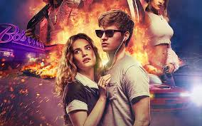 HD wallpaper: Baby Driver, car, Edgar Wright, movies, OutRun ...