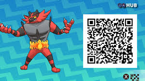 Pokémon Sun and Moon QR Codes