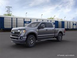 New Magnetic Metallic 2020 Ford Super Duty F 250 Srw Lariat 4wd Crew Cab 6 75 Box For Sale At Platinum Ford In Terrell F201018