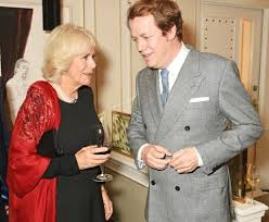 Camilla Parker Bowles's Son Tom Interview About Christmas Cookbook