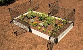 Stack Extend Animal Barrier Garden Netting Raised Garden Garden Fence Panels