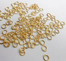 jewelry findings 18k gold plate