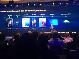 Huawei 2018 Analyst Summit Day One ...